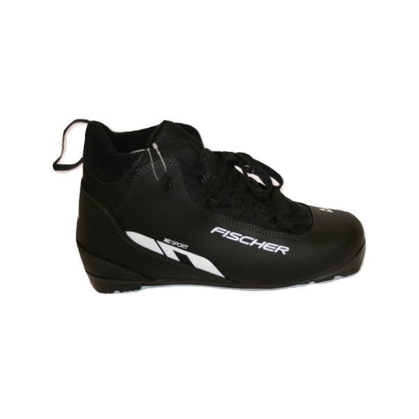 Ботинки NNN Fischer XC SPORT BLACK S46920