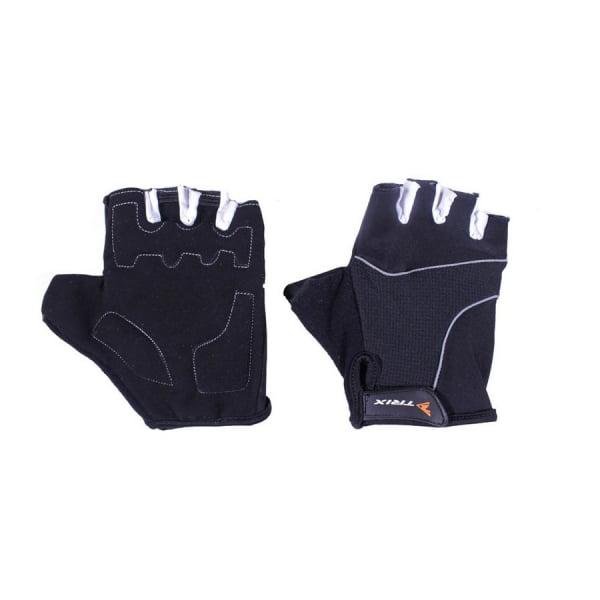 Велоперчатки Trix LCL-60029 Black