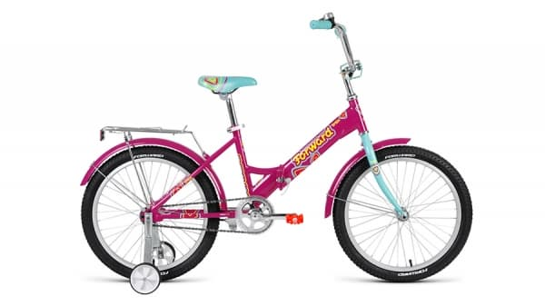 "Велосипед 20"" Forward Timba 17-18 г"
