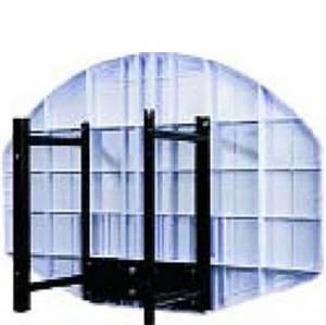 Крепеж универсальный для баскетбольных щитов 41х32х51,5h мм