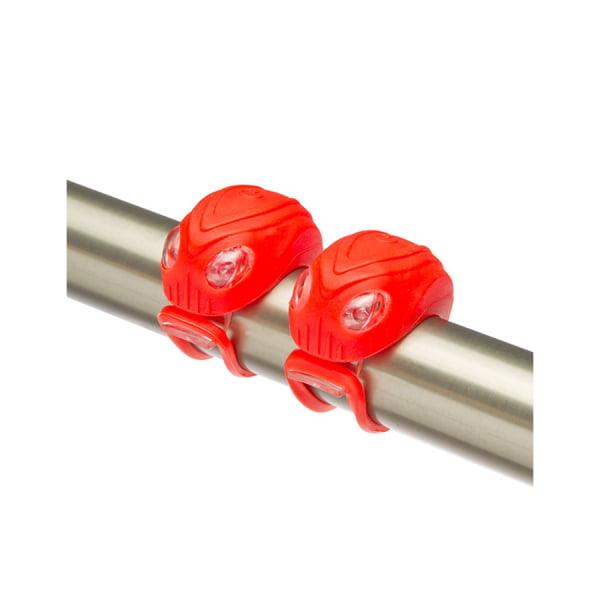 Комплект фонарей JY-267-18 красные/560151