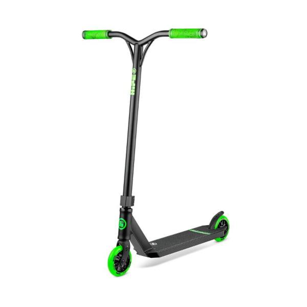 Самокат HIPE-H3 2020 Черный/зеленый