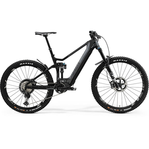 Велосипед Merida eOne.Sixty 9000 GlossyGrey/MattBlack 2021