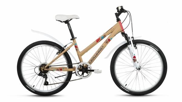 "Велосипед 24"" Forward Iris 1.0 6 ск 17-18 г"