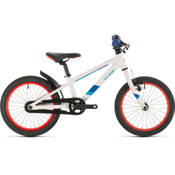 Велосипед CUBE CUBIE 160 (white`n`blue) 2021