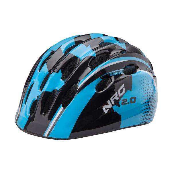 Шлем защитный HB10 черно-голубой/600090