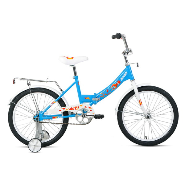 Велосипед 20` Altair Kids 20 compact 1 ск 20-21 г