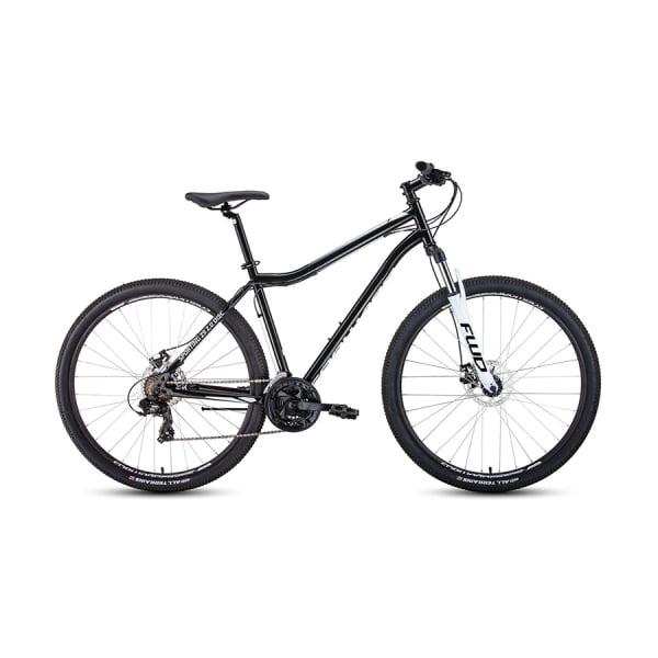 Велосипед 29` Forward Sporting 29 2.2 disc Черный/Белый 20-21 г