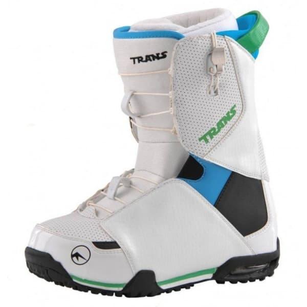 Ботинки для сноуборда TRANS Men Park white
