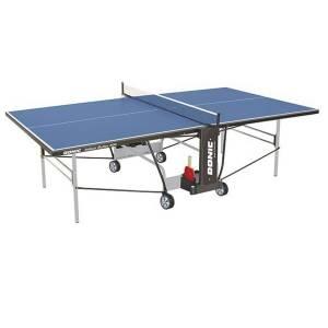 Стол теннисный Donic Indoor Roller 800 синий