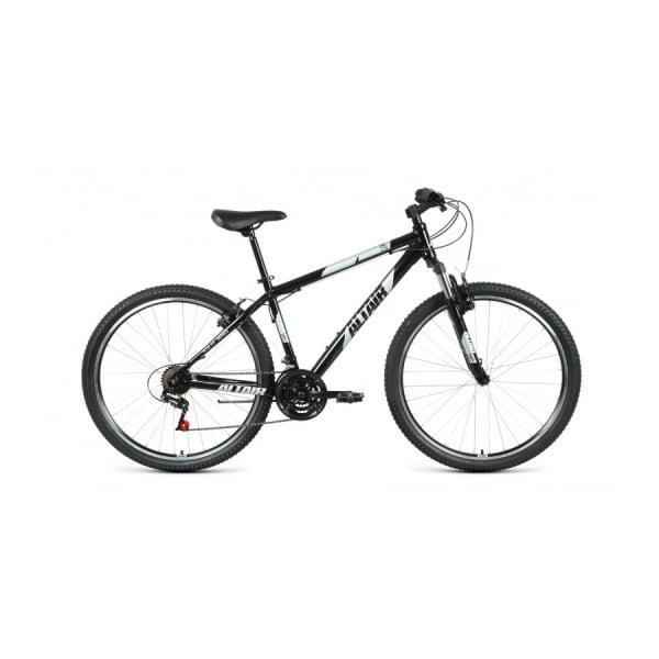 Велосипед 27,5` Altair AL 27,5 V 21 ск Черный/Серебро 20-21 г