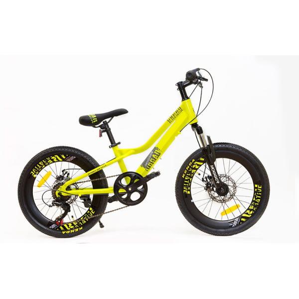 Велосипед 20` Hogger URBAN AL MD