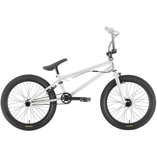 Велосипед Stark`21 Madness BMX 3 серый/белый HD00000279
