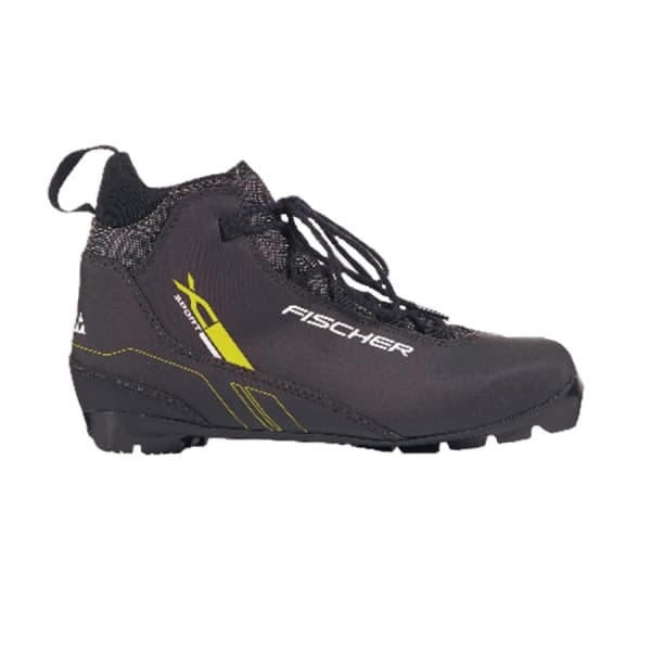 Ботинки NNN Fischer XC SPORT BLACK YELLOW S39818