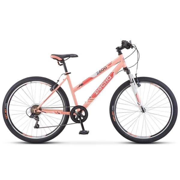 """Велосипед 26"""" Десна 2600 V V020 Персиковый (LU086313)"""