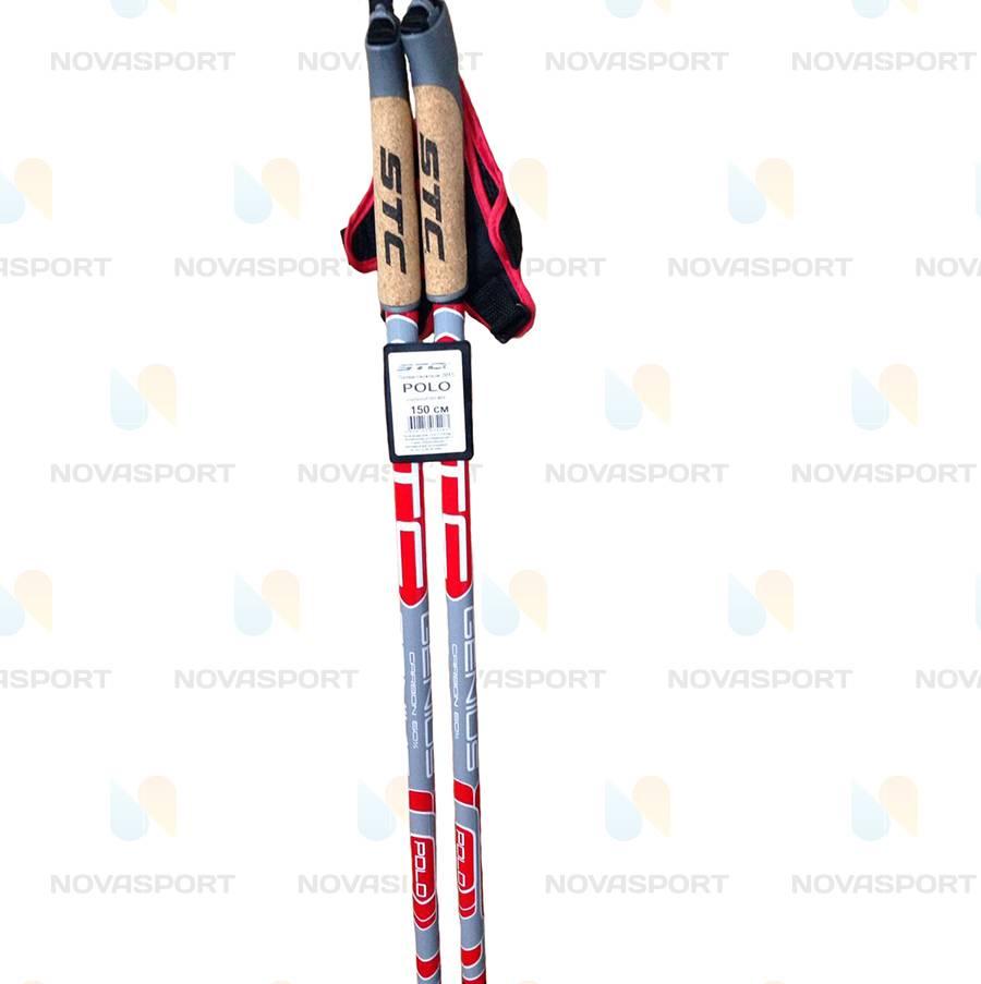 Лыжные палки STC  гибридные 60/40 140