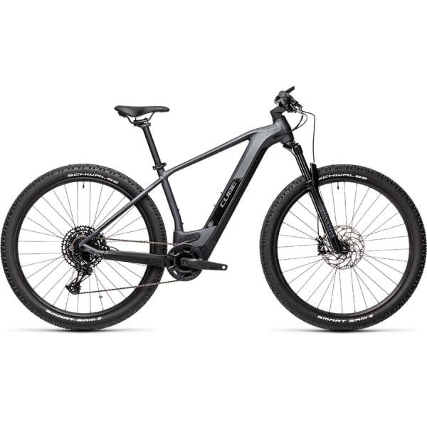 Велосипед CUBE REACTION HYBRID SL 625 29 (iridium`n` black) 2021
