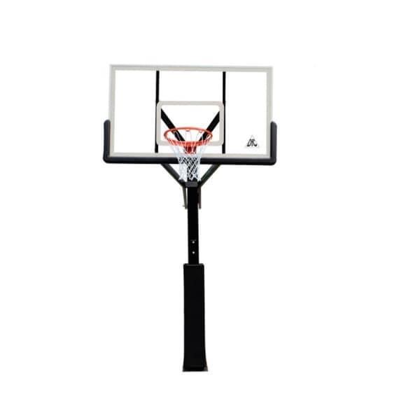 Стойка баскетбольная стационарная DFC ING72G(состоит из 4-х мест)