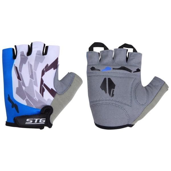 Велоперчатки STG 801 быстросъемные Х61877