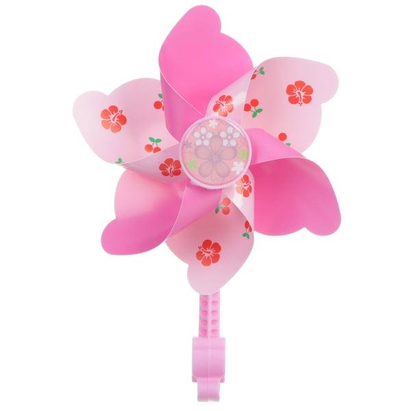 Ветряная мельница STG розовая X68658-5