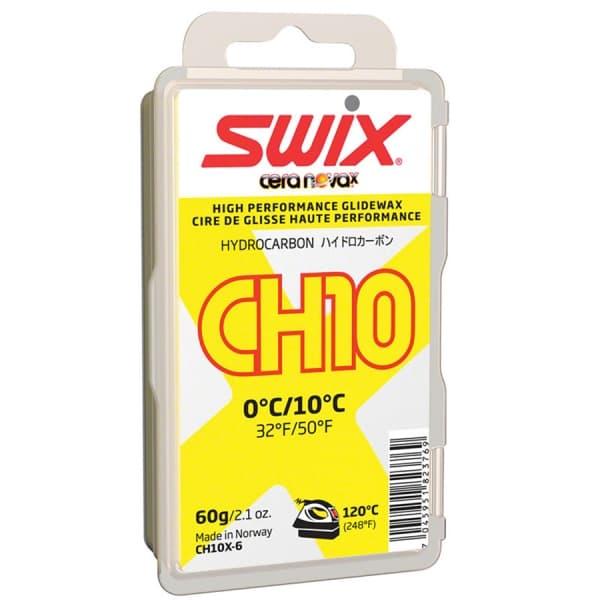 Мазь скольжения CH10X Yellow 0C/+10C CH10X-18