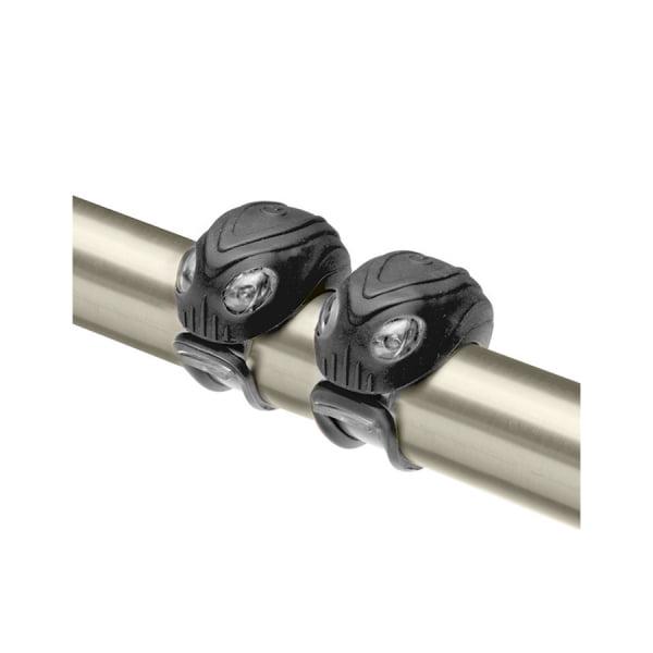 Комплект фонарей JY-267-18 чёрные/560150