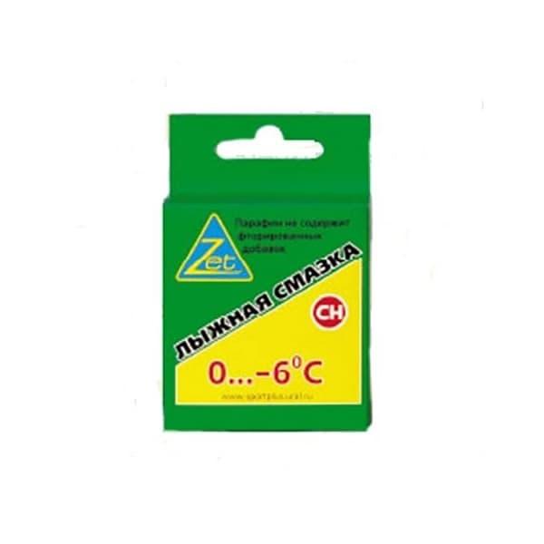 Парафин не содержит фторированных добавок СН-2 (0-6) желтый 50г