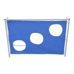 Ворота игровые DFC Goal120 с тентом 120x80x55