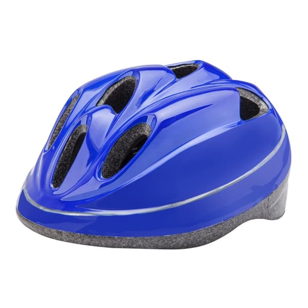 Шлем защитный HB5-2_1 (out mold) со светодиодами, синий/600116