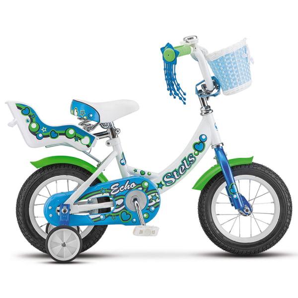 Велосипед Stels 12` Echo V020 (LU085303)