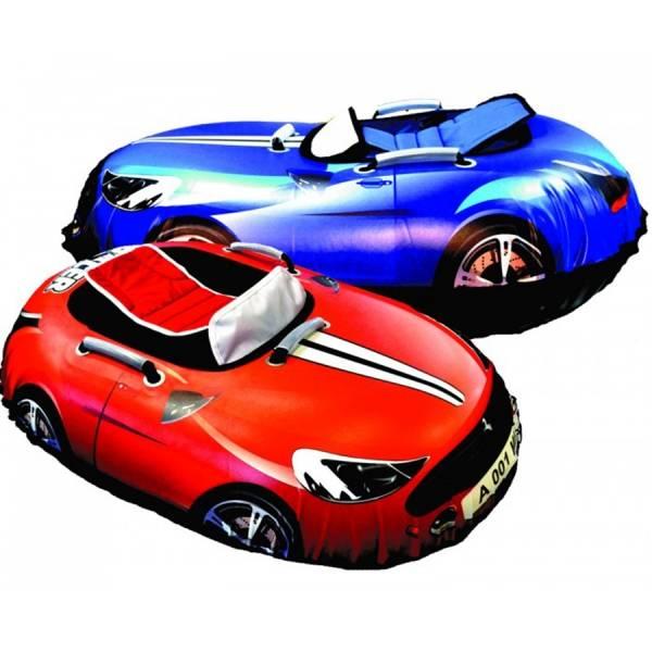 Санки надувные 120х90 Snow cars МО-1 (без гарантии на камеру)