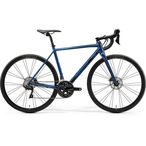 Велосипед Merida Mission Road 400 SilkOceanBlue/Black 2020