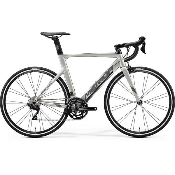 Велосипед Merida Reacto 400 SilkTitan/DarkSilver 2020