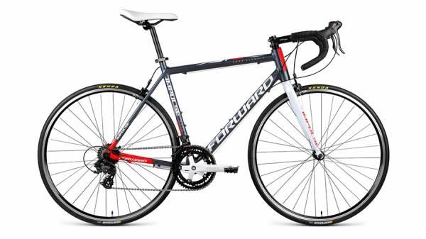 """Велосипед 28"""" Forward Impulse 1.0 Черный 14 ск 17-18 г"""