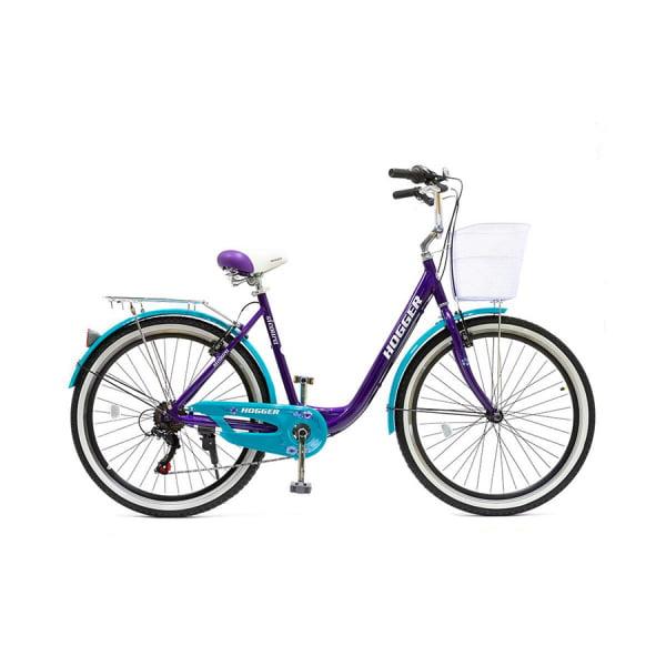 Велосипед 26` Hogger SIGOURA V Синий-ультрамарин